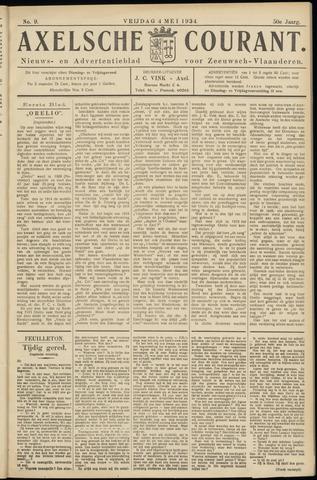 Axelsche Courant 1934-05-04