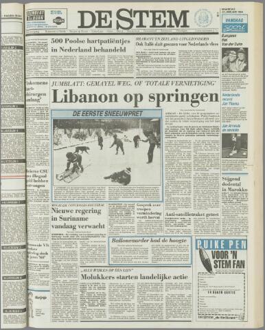 de Stem 1984-01-23