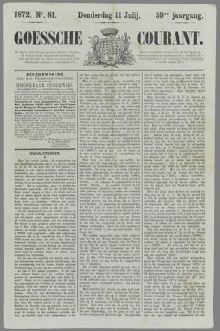 Goessche Courant 1872-07-11