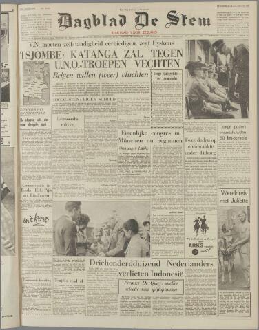 de Stem 1960-08-04