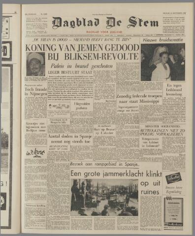 de Stem 1962-09-28