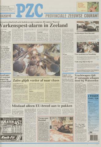 Provinciale Zeeuwse Courant 1997-04-15