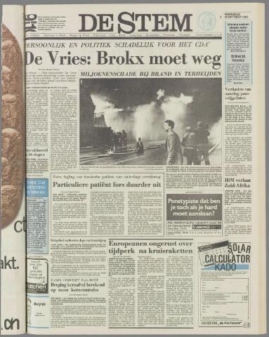 de Stem 1986-10-22