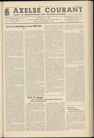 Axelsche Courant 1965-04-17