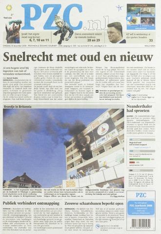 Provinciale Zeeuwse Courant 2008-12-30
