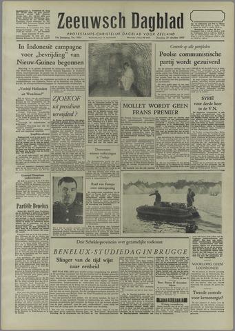 Zeeuwsch Dagblad 1957-10-29