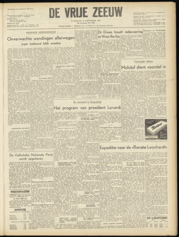 de Vrije Zeeuw 1955-09-24
