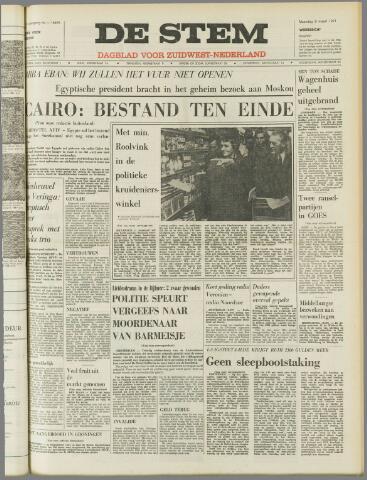 de Stem 1971-03-08