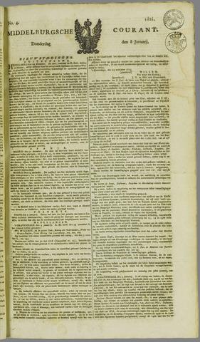 Middelburgsche Courant 1824-01-08