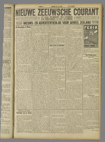 Nieuwe Zeeuwsche Courant 1927-07-26