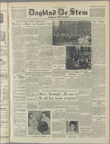 de Stem 1950-11-23