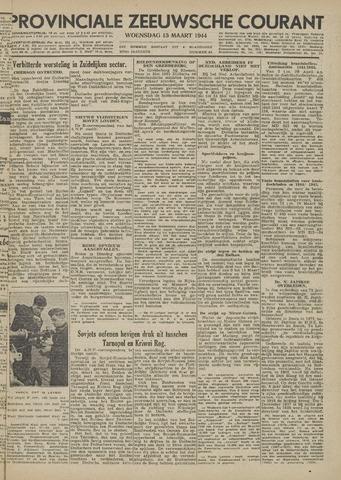 Provinciale Zeeuwse Courant 1944-03-15