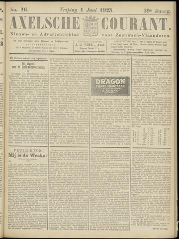 Axelsche Courant 1923-06-01