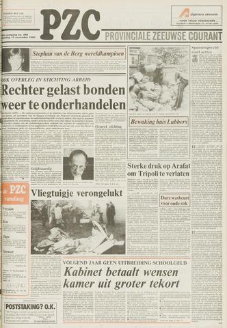 Provinciale Zeeuwse Courant 1983-11-12