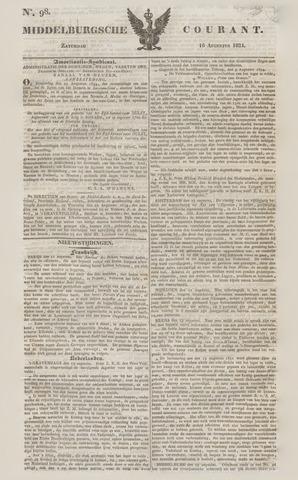 Middelburgsche Courant 1834-08-16