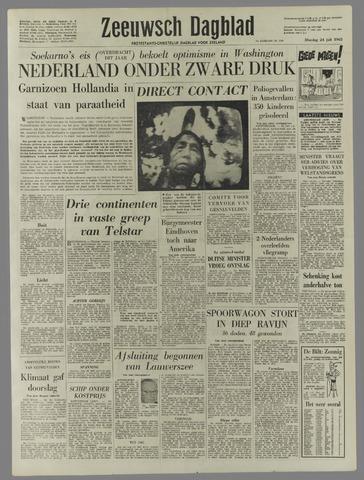 Zeeuwsch Dagblad 1962-07-24