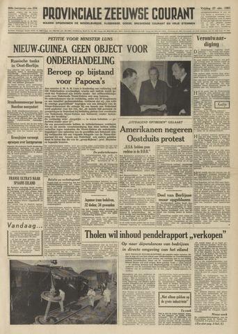 Provinciale Zeeuwse Courant 1961-10-27