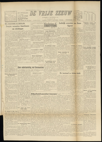 de Vrije Zeeuw 1948-09-11