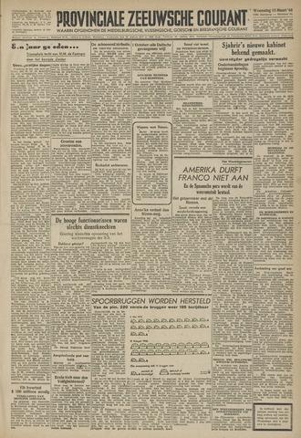 Provinciale Zeeuwse Courant 1946-03-13