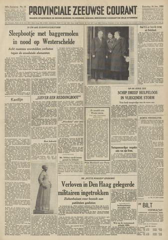 Provinciale Zeeuwse Courant 1954-01-16