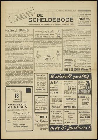 Scheldebode 1950-02-17