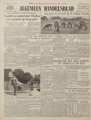 Watersnood documentatie 1953 - kranten 1953-05-20