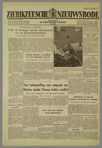 Zierikzeesche Nieuwsbode 1959-09-10