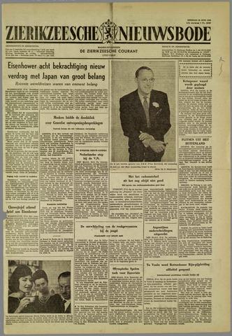 Zierikzeesche Nieuwsbode 1960-06-28