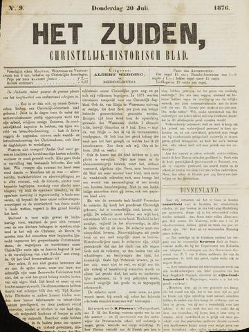Het Zuiden, Christelijk-historisch blad 1876-07-20