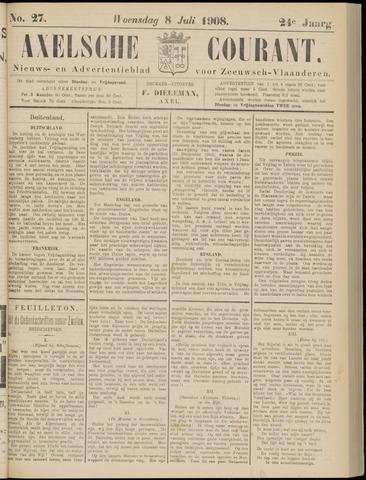Axelsche Courant 1908-07-08