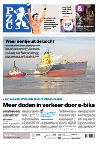 Provinciale Zeeuwse Courant 2017-09-21