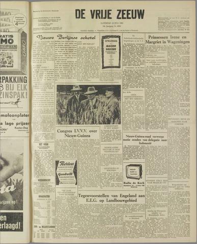 de Vrije Zeeuw 1962-07-14