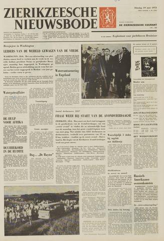 Zierikzeesche Nieuwsbode 1973-06-19