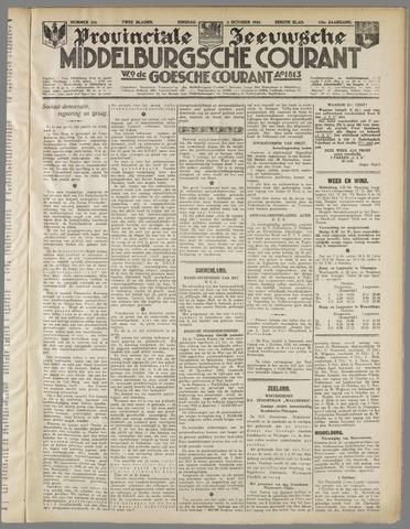 Middelburgsche Courant 1933-10-03