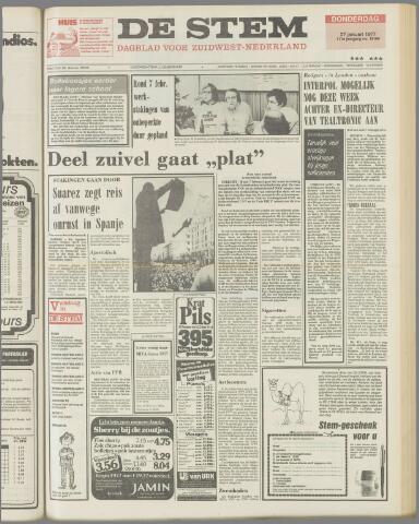 de Stem 1977-01-27