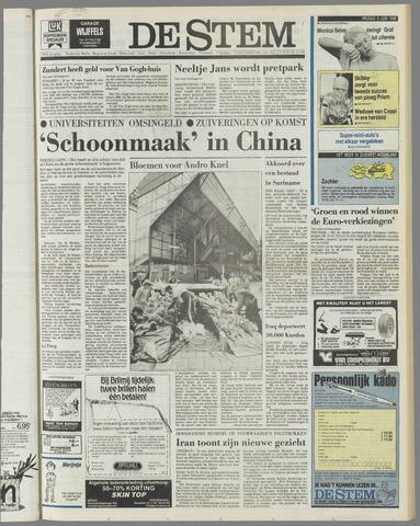 de Stem 1989-06-09