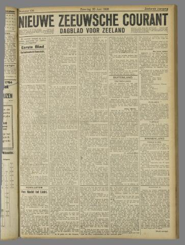 Nieuwe Zeeuwsche Courant 1920-06-26