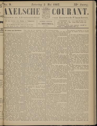 Axelsche Courant 1917-05-05