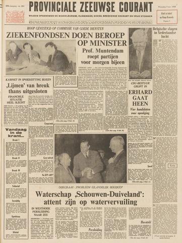 Provinciale Zeeuwse Courant 1966-11-09