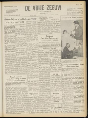 de Vrije Zeeuw 1957-11-27