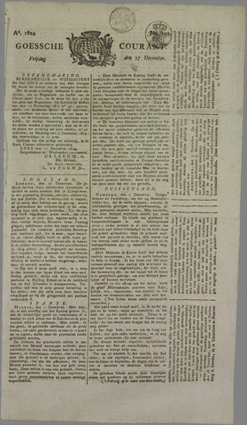 Goessche Courant 1824-12-17