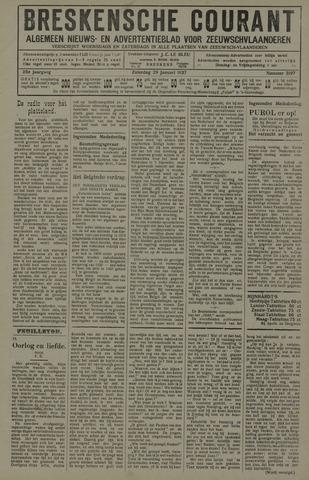 Breskensche Courant 1927-01-29