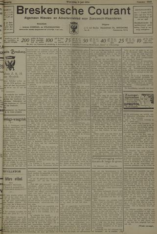 Breskensche Courant 1934-07-11