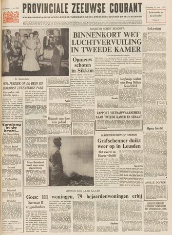Provinciale Zeeuwse Courant 1967-09-13