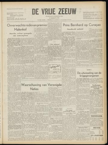 de Vrije Zeeuw 1953-08-10