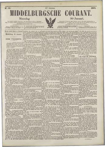 Middelburgsche Courant 1899-01-30