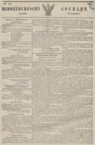 Middelburgsche Courant 1851-09-27