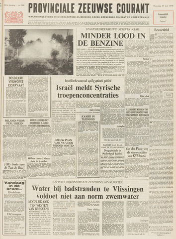 Provinciale Zeeuwse Courant 1970-06-24