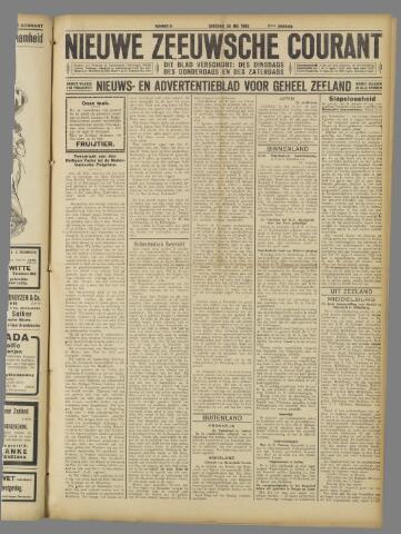 Nieuwe Zeeuwsche Courant 1925-05-26