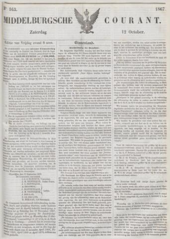 Middelburgsche Courant 1867-10-12